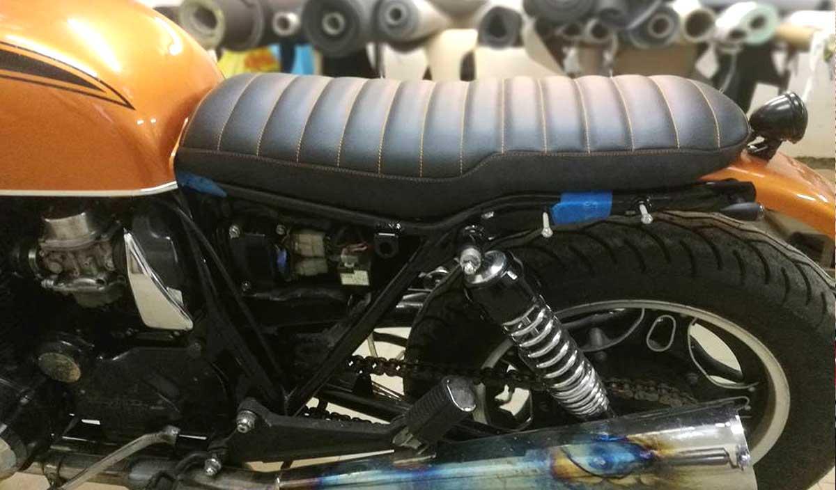 Tappezzeria Moto - Selleria Verona