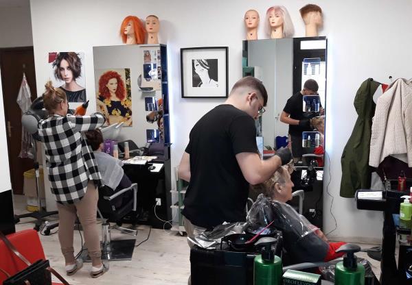 salone parrucchieri Viterbo