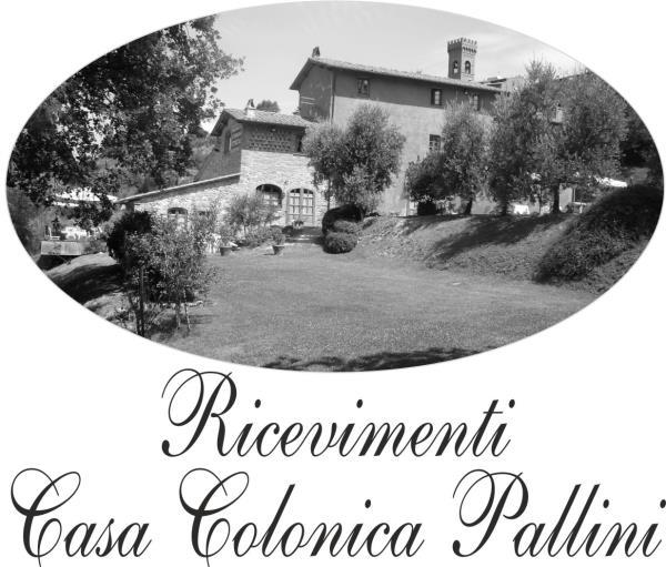 ricevimenti casa coloniale pallini
