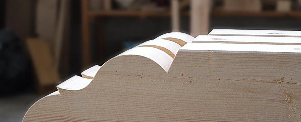 lavorazione legno sagomatura