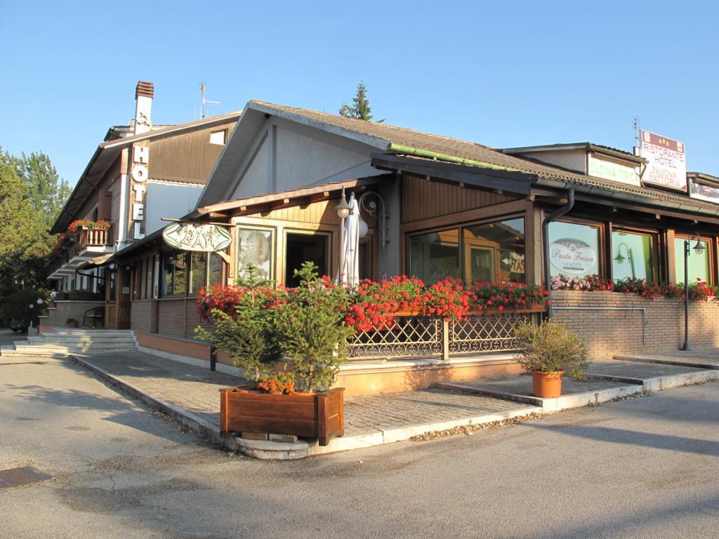 hotel ristorante Oricola L'Aquila