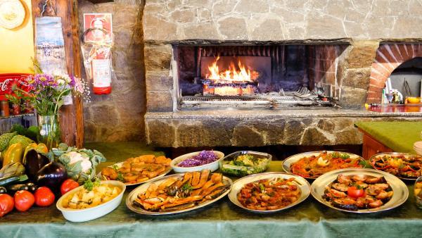 ristorante per eventi Oricola L