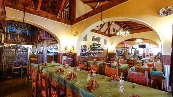 ristorante con cucina abruzzese Oricola