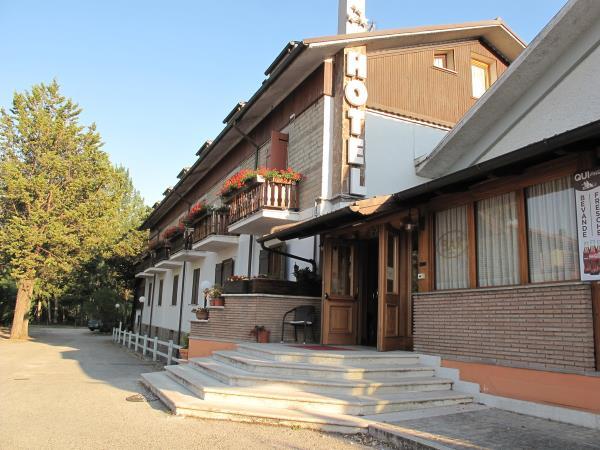 albergo Oricola L'Aquila