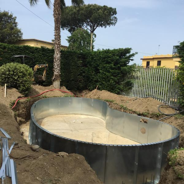 progettazione piscine Pozzuoli Napoli