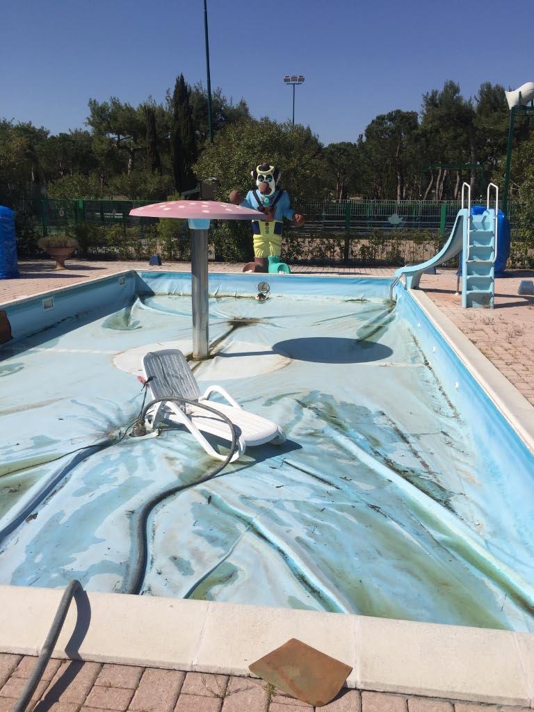 impermeabilizzazione piscine Pozzuoli Napoli