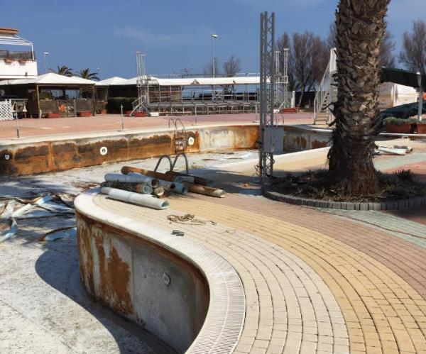 ristrutturazione piscine Pozzuoli Napoli