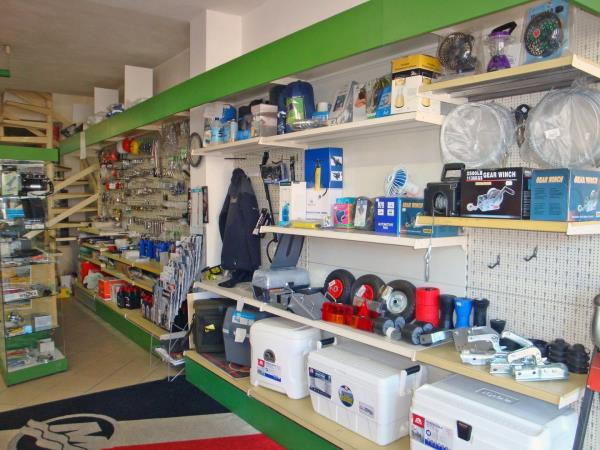 spare parts and accessories for boats Oristano