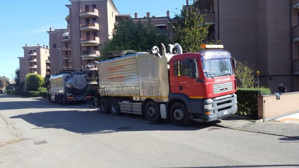servizio spurghi Formigine Modena