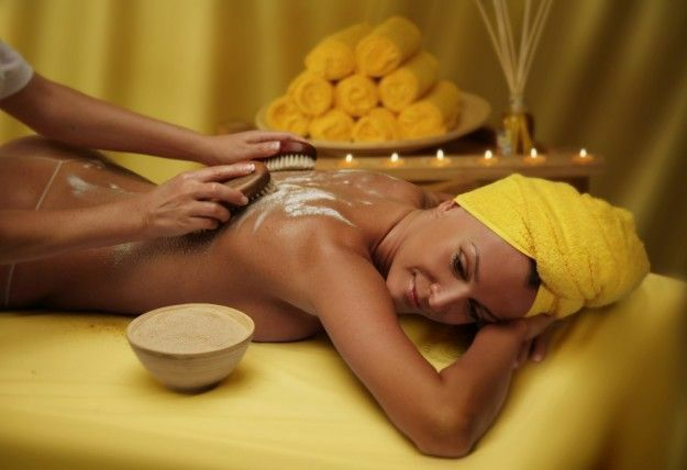 Massaggi estetici e rilassanti