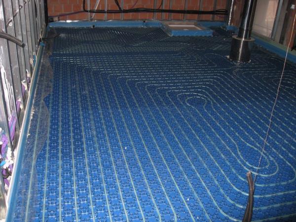 Impianti termoidraulici a pavimento in provincia di Pordenone