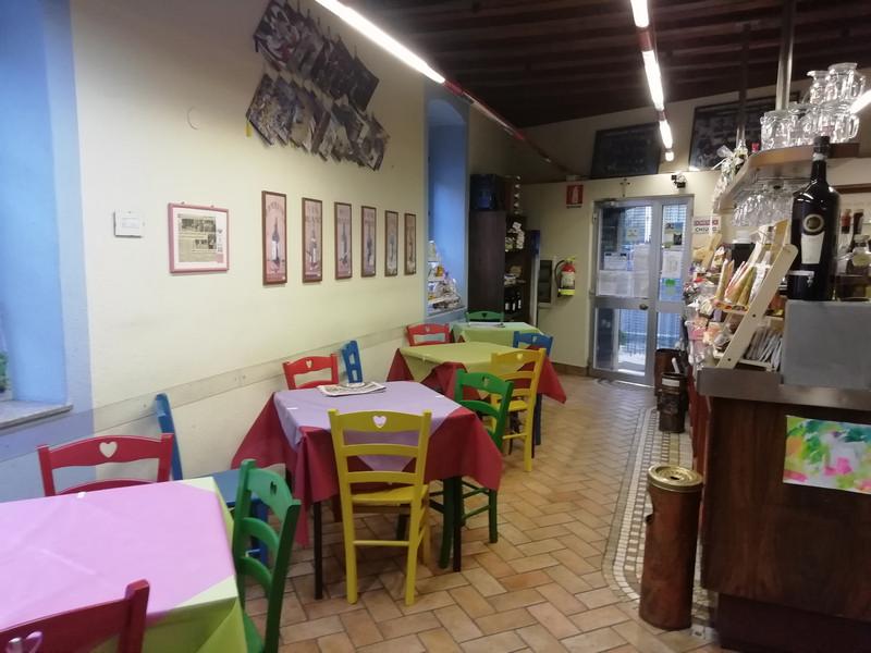 bar trattoria Capriate San Gervasio Bergamo