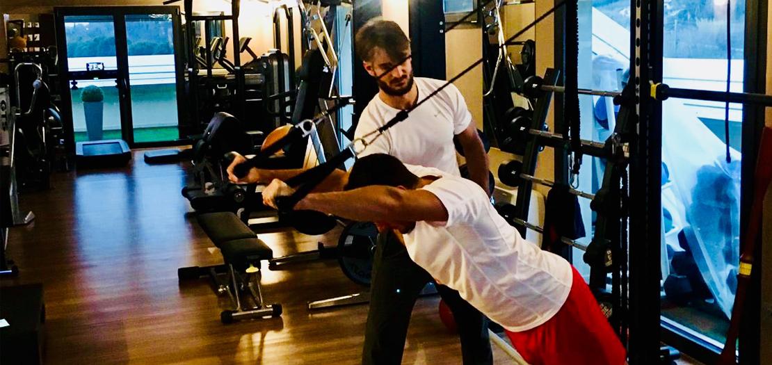 Master Trainer Francesco Valli - Personal Training
