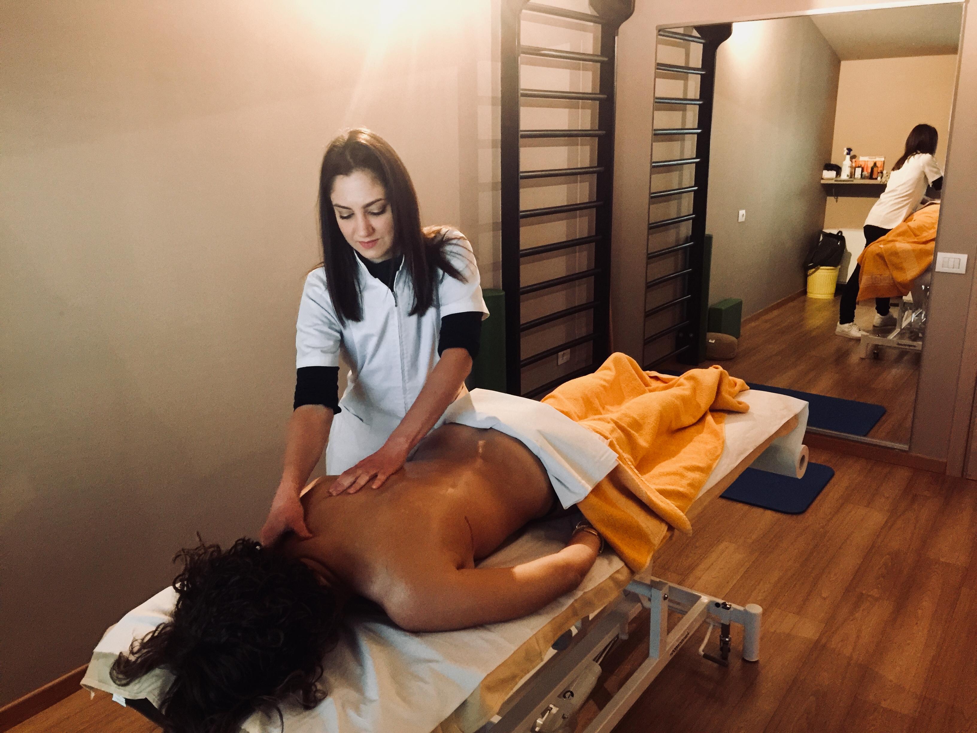Dott.ssa Chiara Veronesi - Massofisioterapia