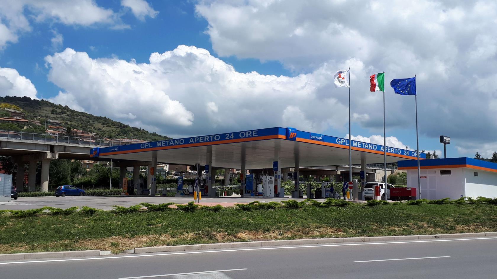 vendita carburanti per autotrazione Perugia