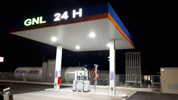 distributori carburante h24 Perugia