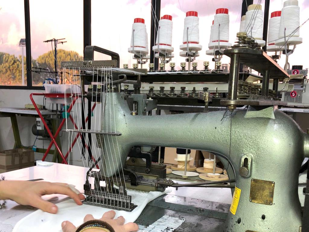High quality fabric processing