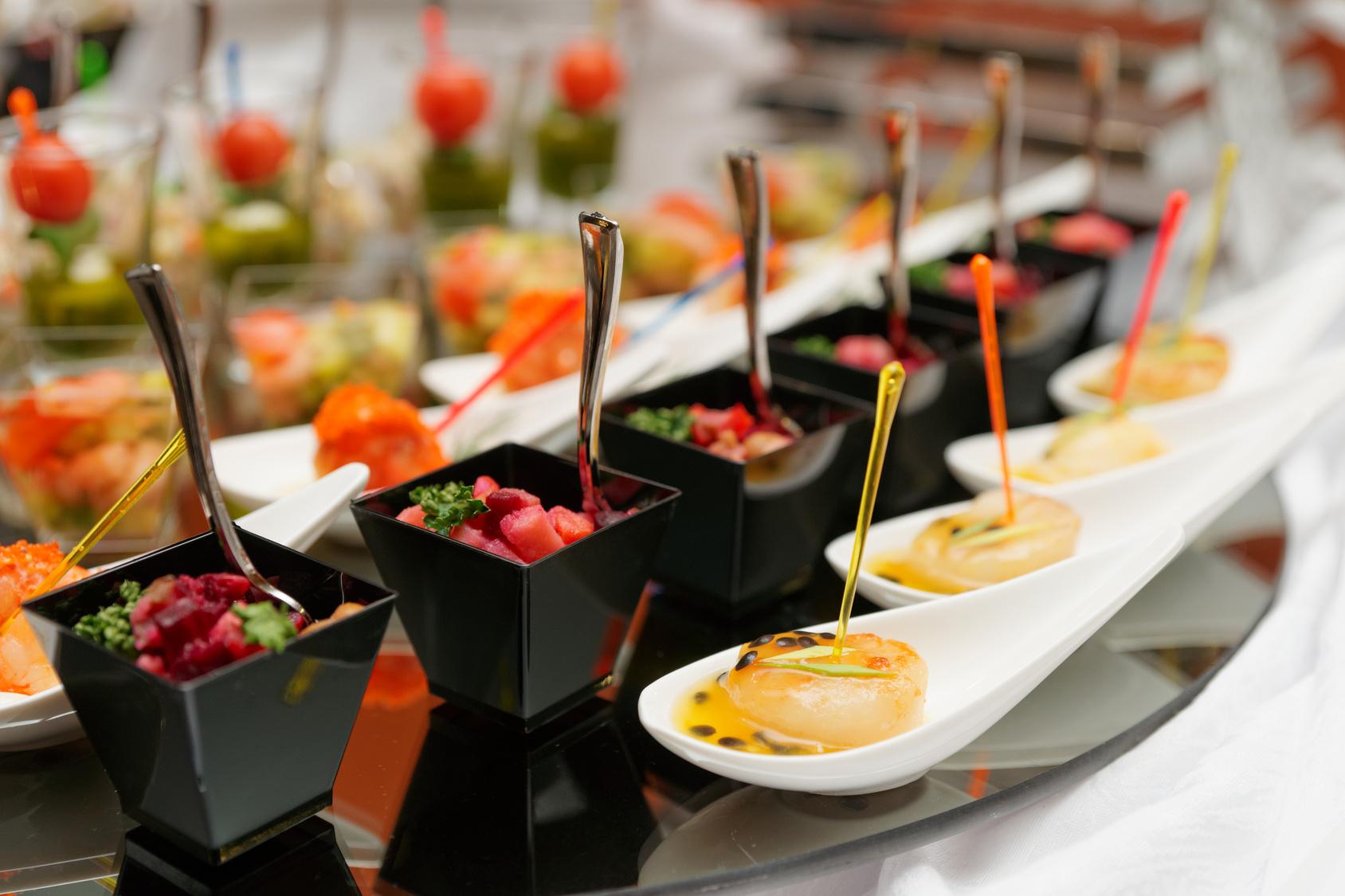 servizio catering Palermo