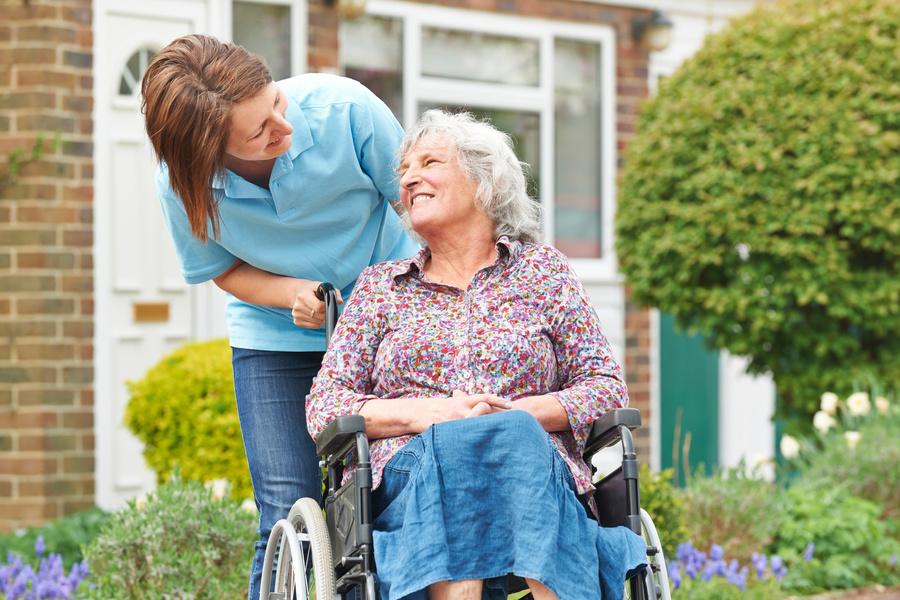 Assistenza domiciliare disabili