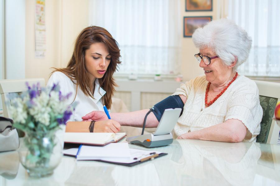 Assistenza domiciliare malati