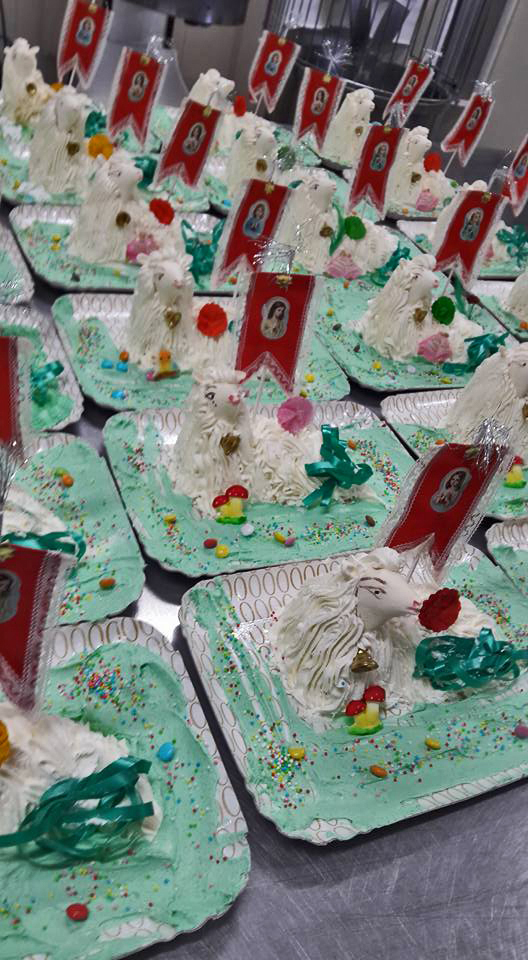 dolci tipici pasquali e natalizi di pasticceria gioia tauro
