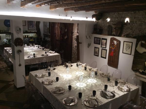 ristorante tipico friulano Sacile Pordenone