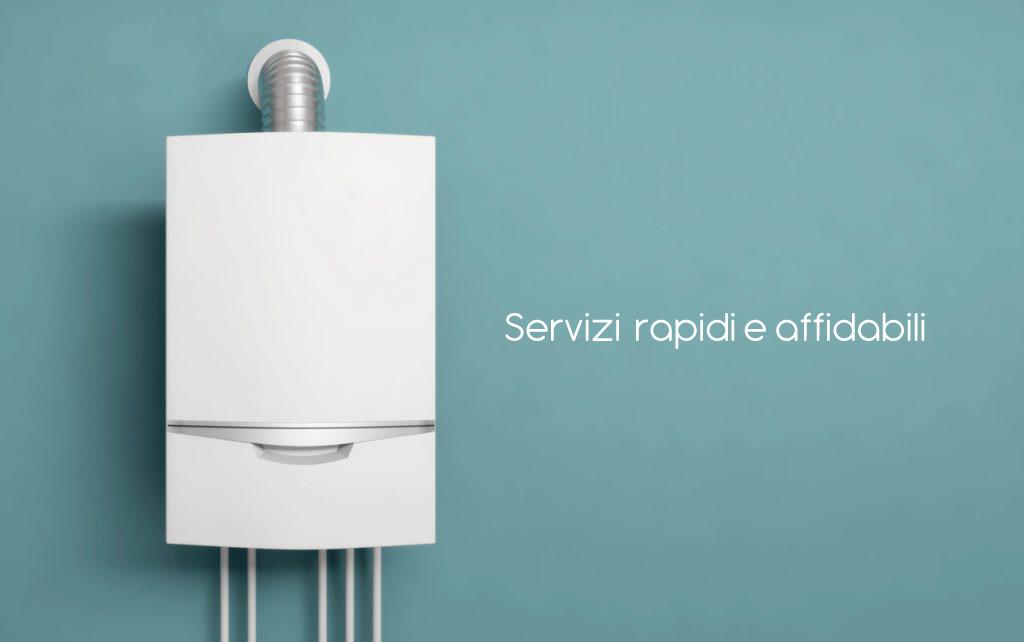 vendita e installazione caldaie Livorno