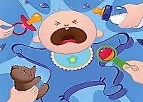 I primi dentini nel neonato