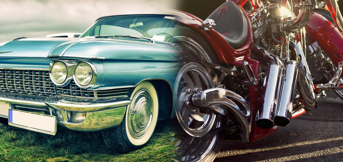 Restauro auto e moto d