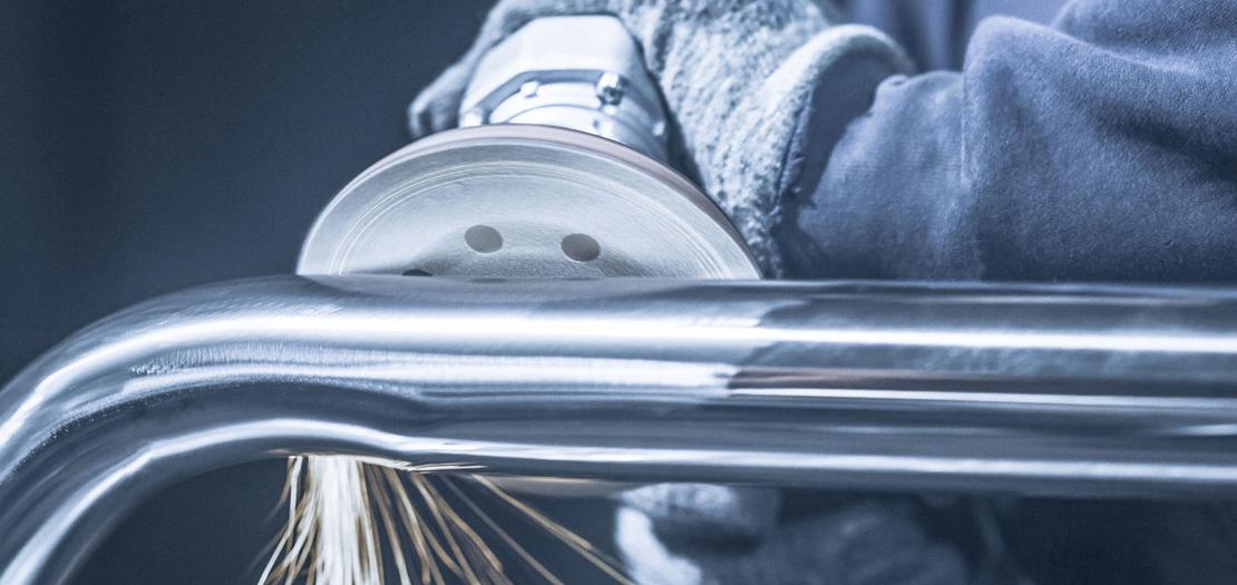 Lucidature a specchio metalli di vario tipo