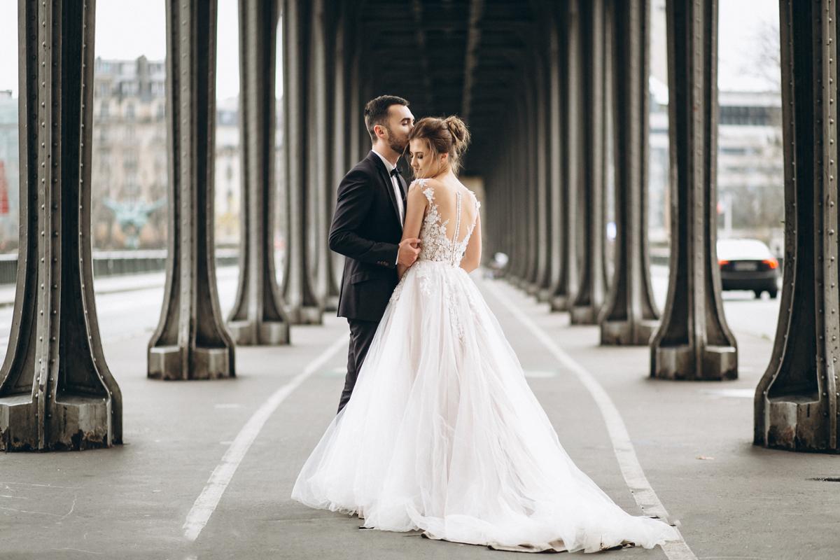 Abiti da sposa sposo