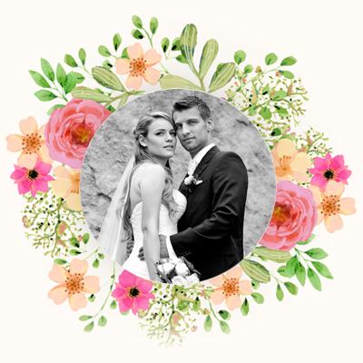 Abiti personalizzati da sposo e sposa
