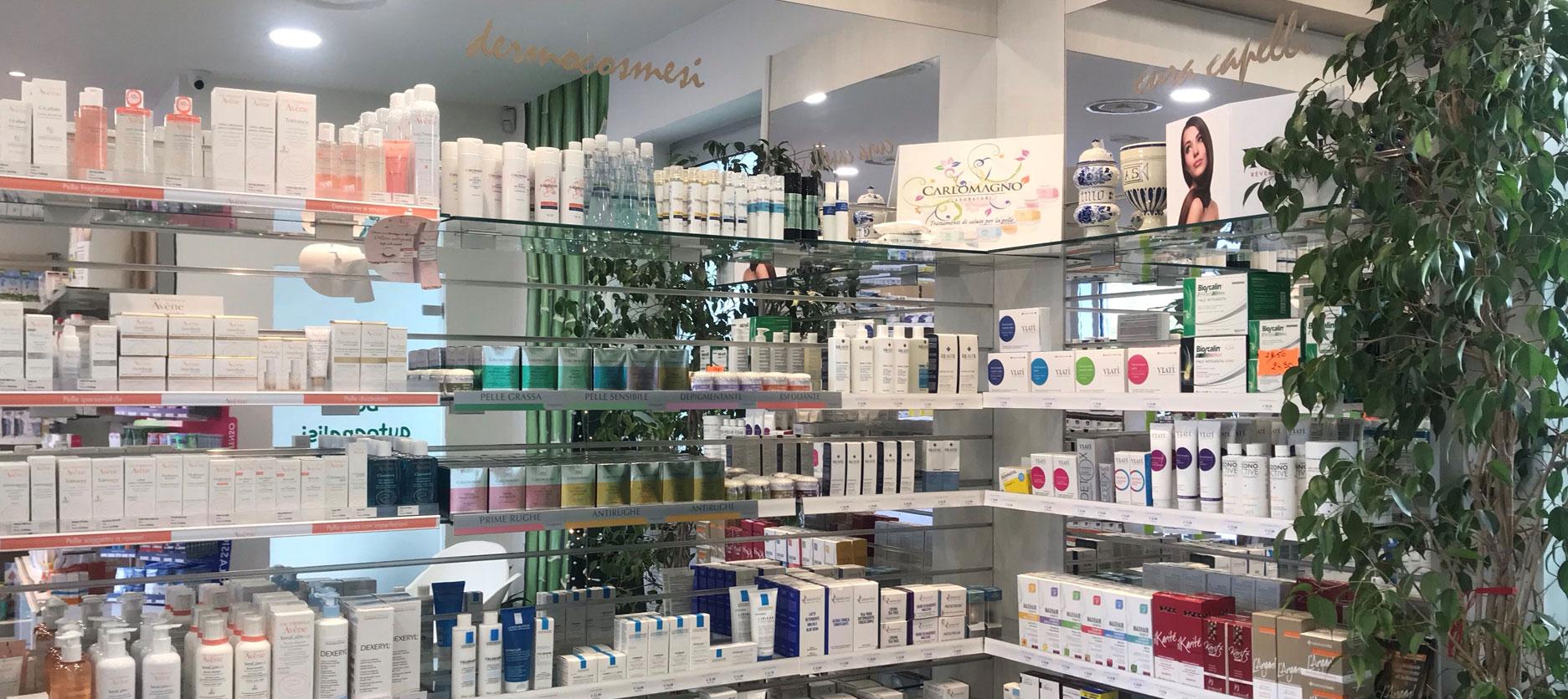 Farmacia Nuova Brianza Prodotti per la cura e l