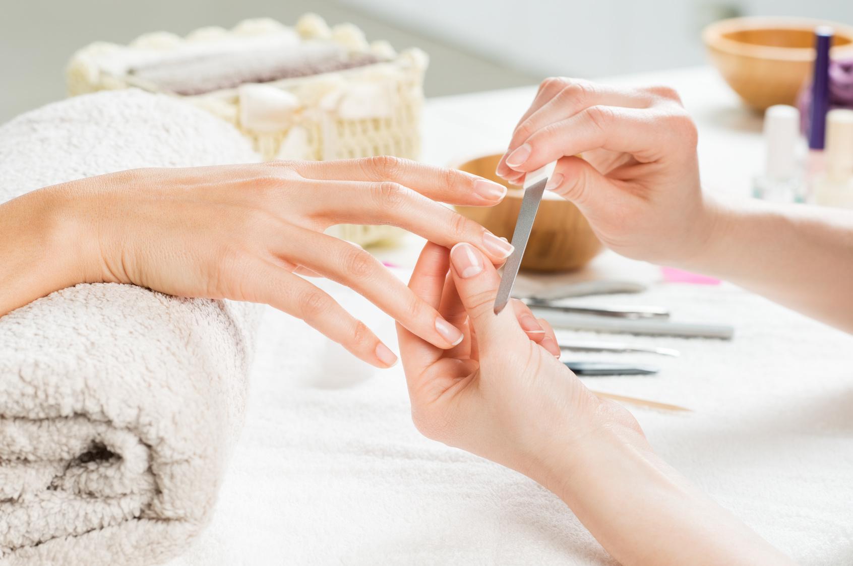 manicure e pedicure Catania