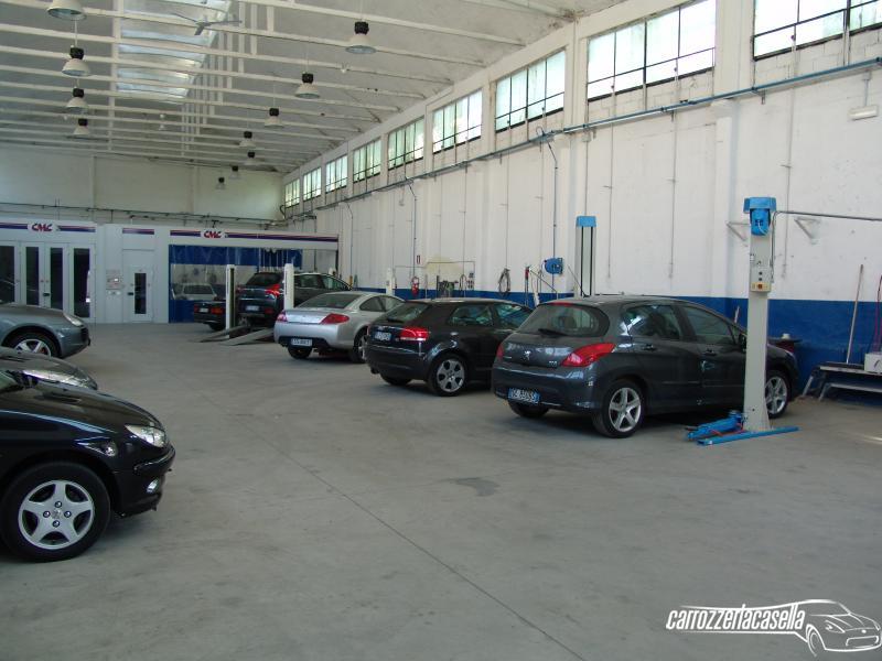 Carrozzeria auto multimarca Milano