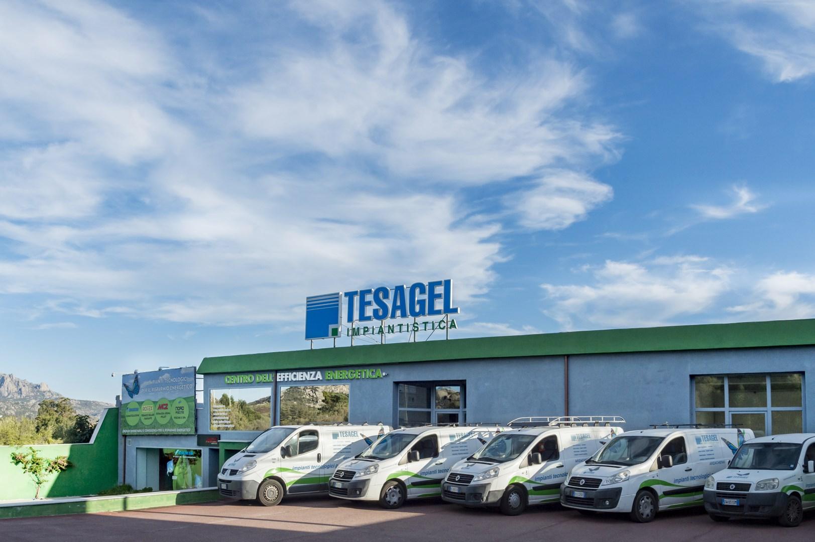 impianti ad alta efficienza energetica Sassari