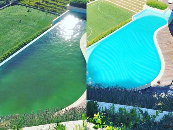 progettazione e realizzazione piscine Sassari
