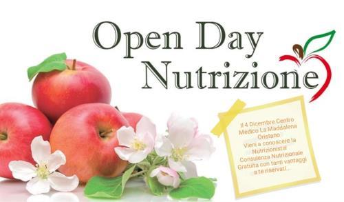 Open Day Nutrizionista