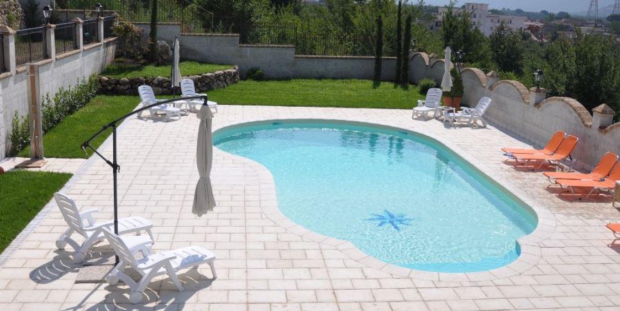 Montaggio e installazione piscine Alor Group Piscine Mondragone Caserta