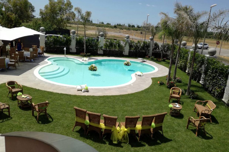 Progettazione piscine Mondragone Caserta