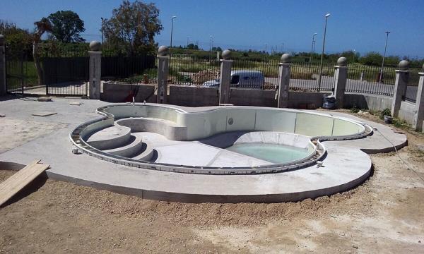 Installazione piscine Alor Group Piscine Modragone Caserta