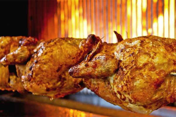 Pollo alla brace Siracusa