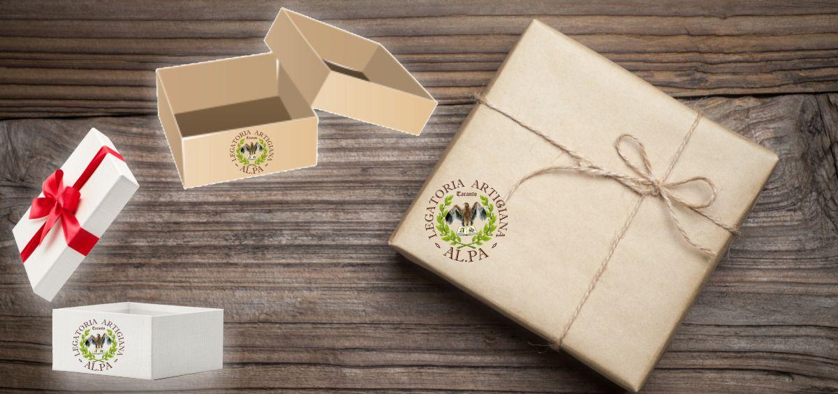 realizzazione di scatole e contenitori su misura