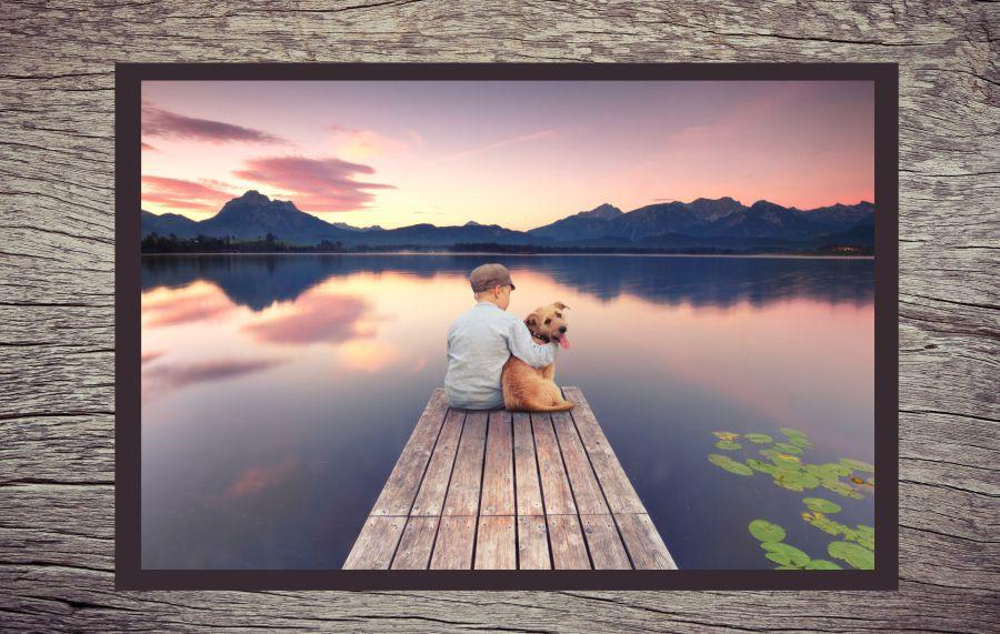 applicazioni di immagini su legno taranto