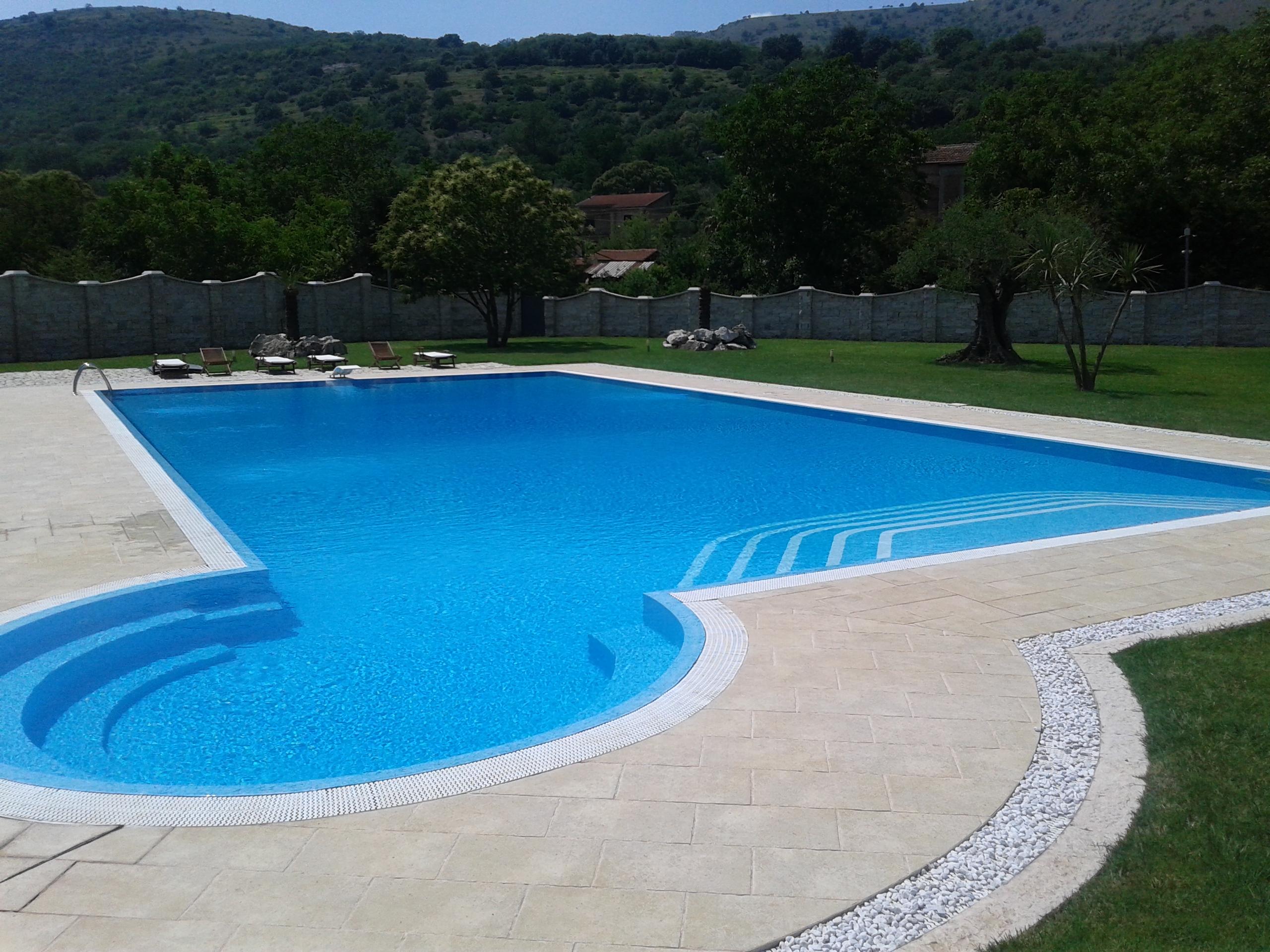 Progettazione e costruzione piscine