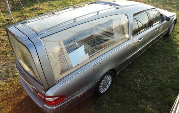 carro funebre Lacedonia Avellino