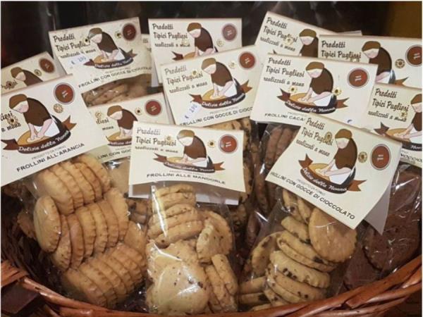 biscotti frollini casa del primitivo