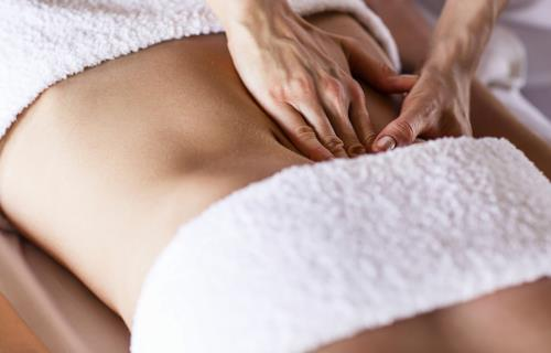 Massaggi drenante