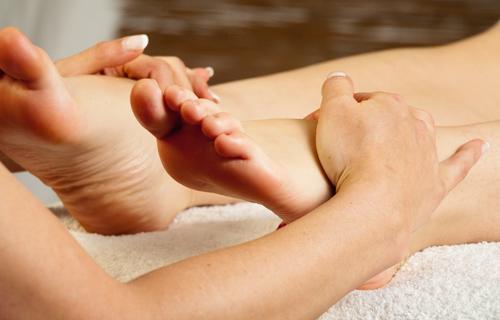 Massaggio plantare (30min)