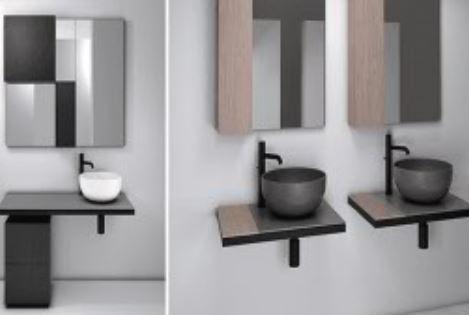 Componenti e accessori zona bagno